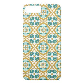 Italienisches klassisches nahtloses Muster des iPhone 8 Plus/7 Plus Hülle