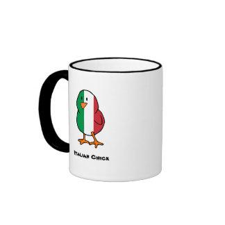 Italienisches Küken Tee Tassen