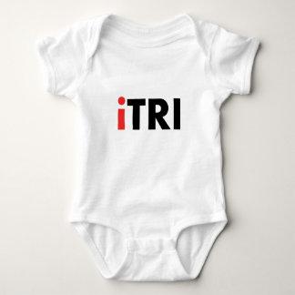 iTri Triathlon Baby Strampler