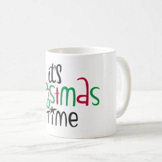 It's Christmas Time Kaffeetasse