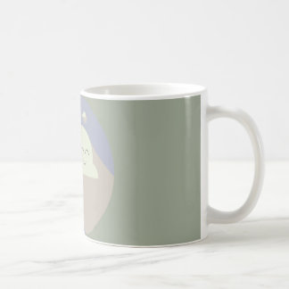 It's cloudy out there, love, it! tasse