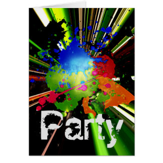 Its Party Time Karte