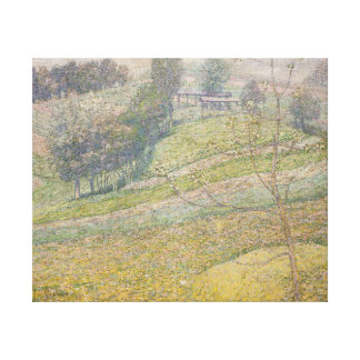 Ivan Grohar Pomlad (Frühling) Leinwanddruck