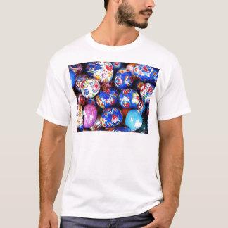 Iznik Entwurfs-Keramik-Eier T-Shirt