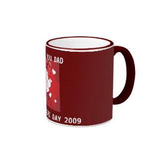 j0437132, GLÜCKLICHER VATERTAG 2009, i-LIEBE SIE V Kaffeetasse