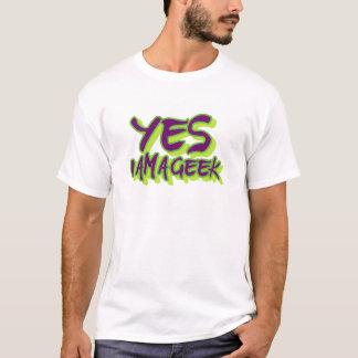 Ja bin ich ein Aussenseiter T-Shirt