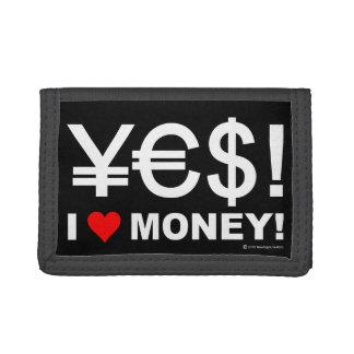 Ja! Geld der Liebe I!
