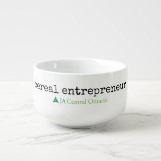 JA Getreide-Unternehmerschüssel Große Suppentasse