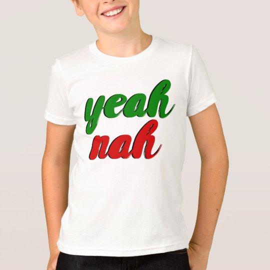 Ja Nah Neuseeland-Jargon T-Shirt