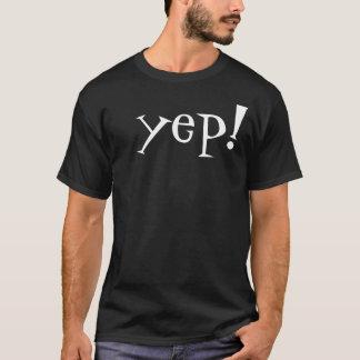 ja! Unglaublich witzig Shirt für Männer mit wenig
