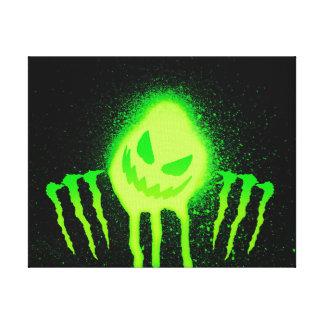 Jack das Monster Leinwand Drucke