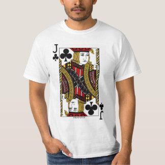 Jack der Verein-Spielkarte T-Shirt
