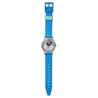 Jack die Beagle-Uhr Armbanduhr