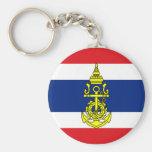 Jack naval Thaïlande, Thaïlande Porte-clé