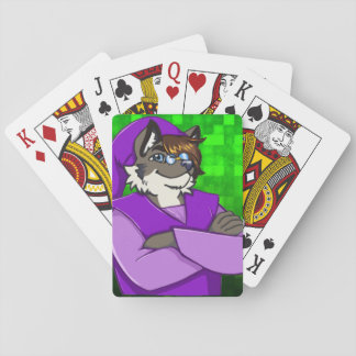 Jack-Spielkarten Spielkarten