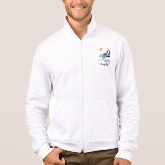 Jacken-Kleiderkundenspezifisches Schablonen-Bild Jacke