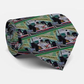 Jacky's M23 - Artwork Jean-Louis Glineur Individuelle Krawatten