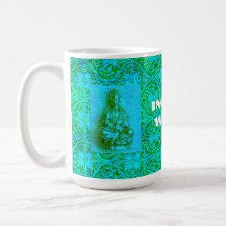 Jade Kwan Yin Kaffeetasse