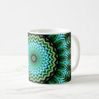 Jade-Mandala Kaffeetasse