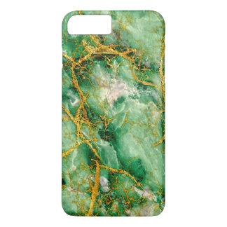 Jade und Gold iPhone 8 Plus/7 Plus Hülle