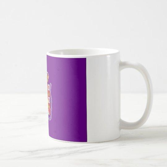Jaén (Spanien) Kaffeetasse