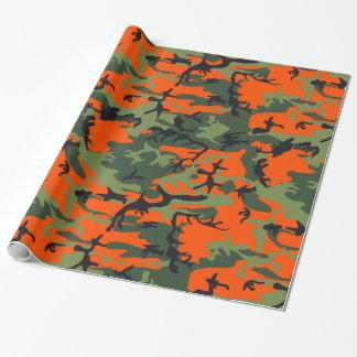 Jagd-Camouflage Geschenkpapier