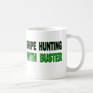 Jagen Sie Jagd-Mythos-Kerls Kaffeetasse