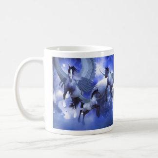 Jagen von Stardust Tasse Kaffeetasse