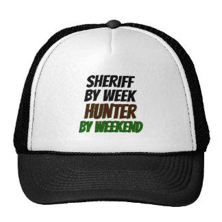 Jäger-Sheriff Netzkappen