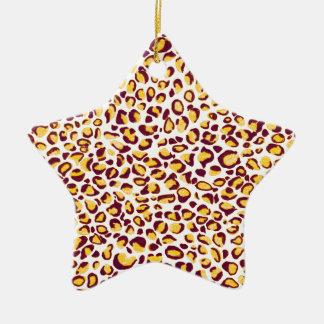 Jaguar Keramik Ornament