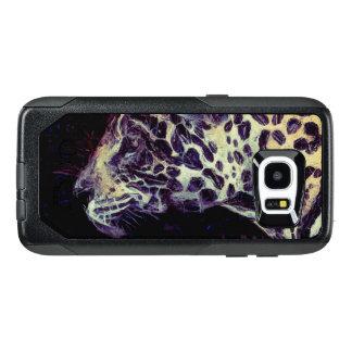 Jaguar-modernes Lila