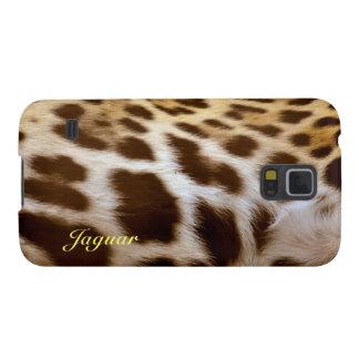 Jaguar-Pelz-große Katzen-wild lebende Tiere Samsung S5 Cover