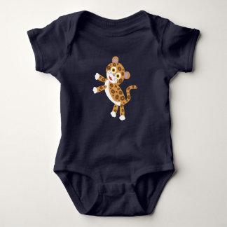 Jaguar - Regenwald-Baby Baby Strampler