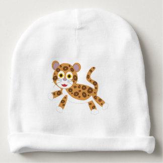 Jaguar-Regenwald-neugeborener Hut Babymütze