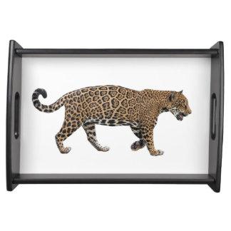 Jaguar Serviertablett