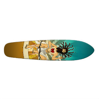 Jah Skateboard Deck