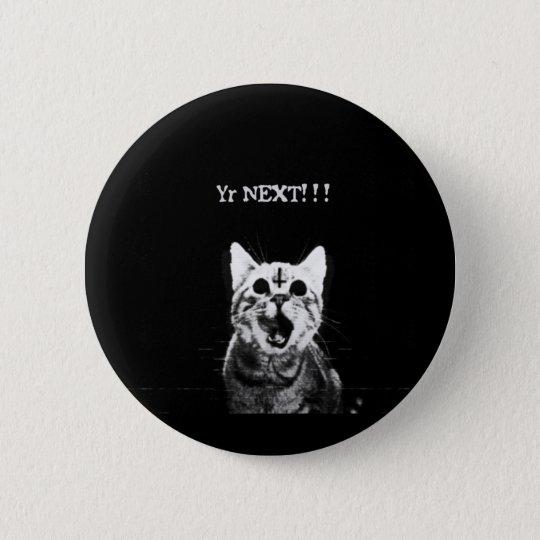 Jahr als Nächstes!!! Runder Button 5,7 Cm