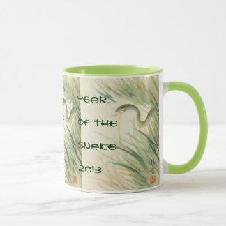 Jahr der Schlangen-Tasse Tasse