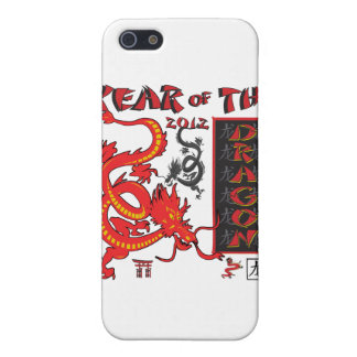 Jahr des Drachen - Chinesisches Neujahrsfest Etui Fürs iPhone 5