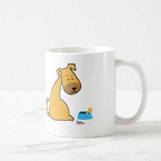 Jahr des Hundes Kaffeehaferl