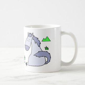 Jahr des Pferds Kaffeetasse