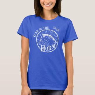 """""""Jahr des Pferds """" T-Shirt"""