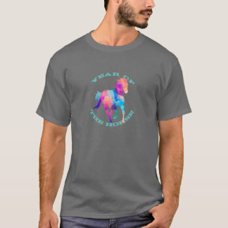Jahr des Pferds T-Shirt