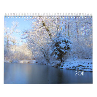 Jahreszeit-Kalender Abreißkalender