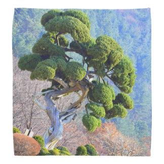 Jahrtausend-Wacholderbusch-Baum Halstuch