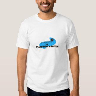 J'ai survécu au monstre de Flatwoods T-shirt