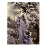 J'aime des fleurs cartes postales