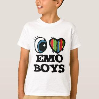 j'aime des garçons d'emo tshirts