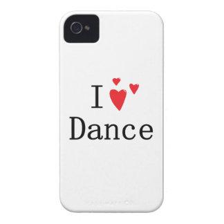 J'aime la danse étui iPhone 4