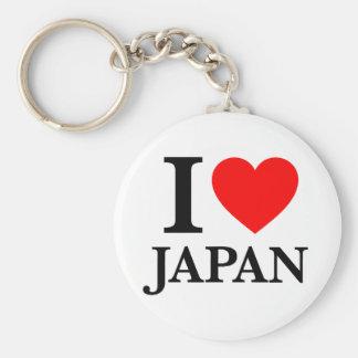 J'aime le Japon Porte-clef
